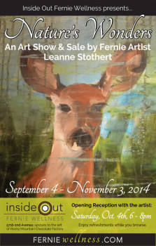 Nature's Wonders by Leanne Stothert