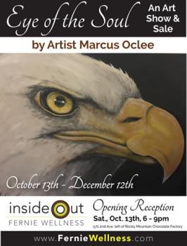 Marcus Oclee - Art Show