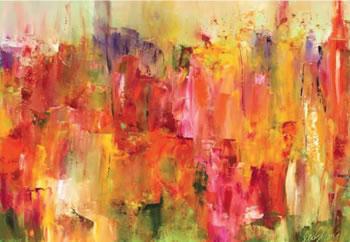 Patti Leishman - Fernie Art Show