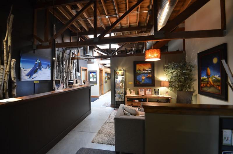 Fraser McGurk Art Show Fernie
