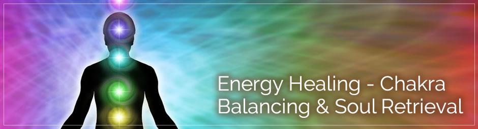 Chakra Balancing & Soul Retrieval